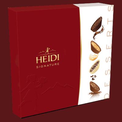 HEIDI Signature Cups Dessert Pralinen