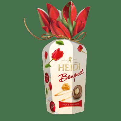 HEIDI Bouquet Milchschokolade & Haselnuss