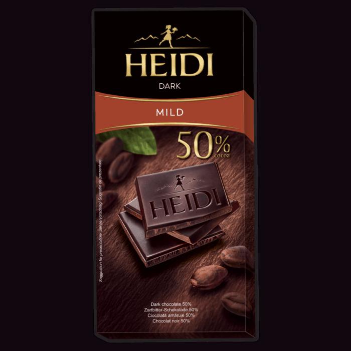 HEIDI Dark Mild 50%