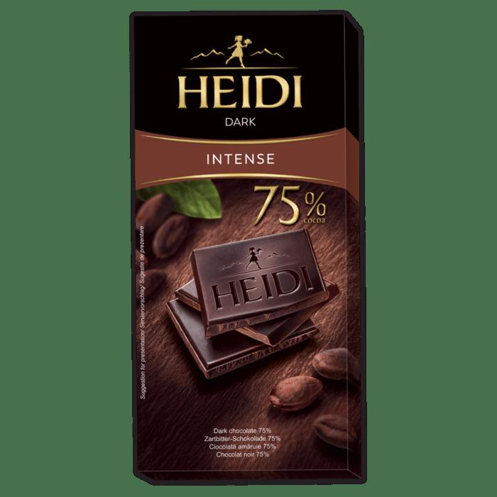 HEIDI Dark Intense 75%