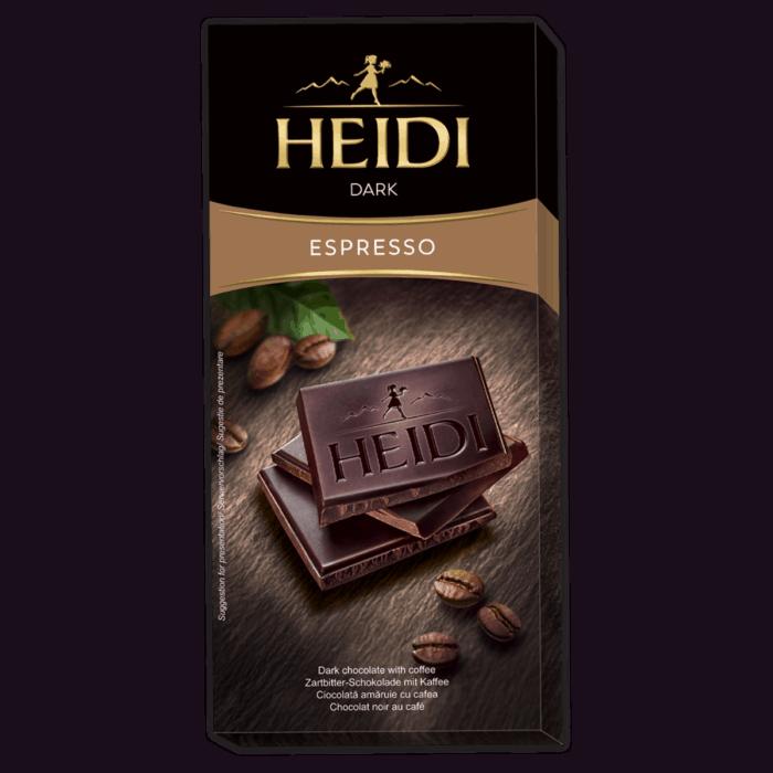 HEIDI Dark Espresso