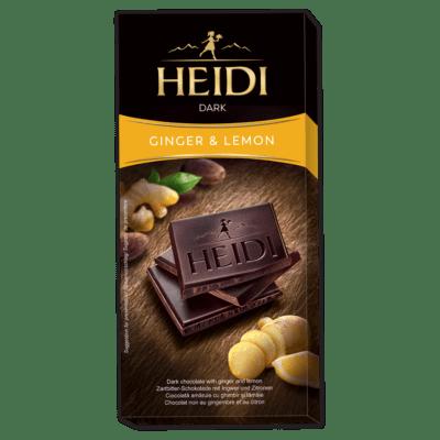 HEIDI Dark Ingwer