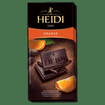 HEIDI Dark Orange