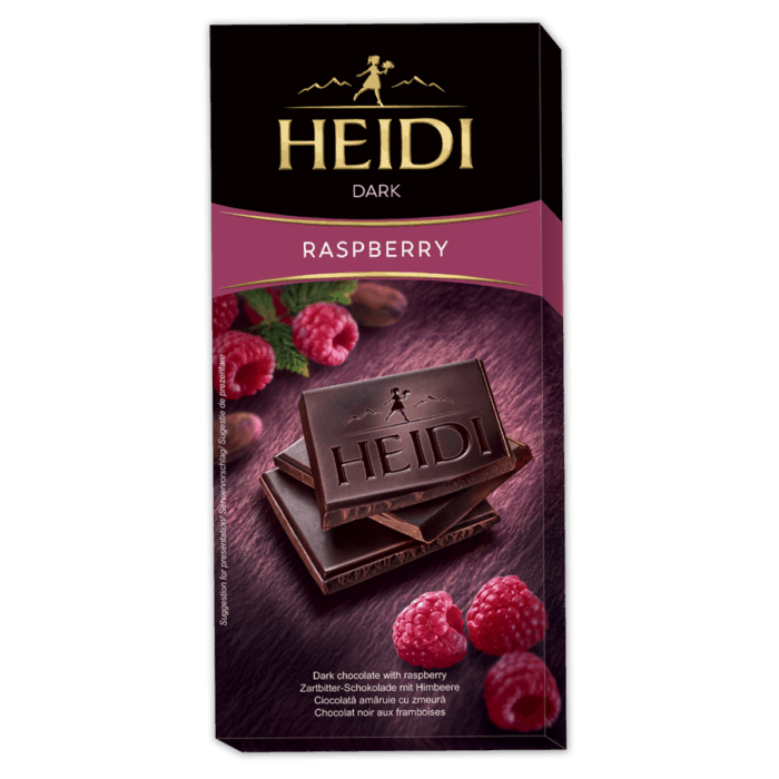 HEIDI Dark Himbeere