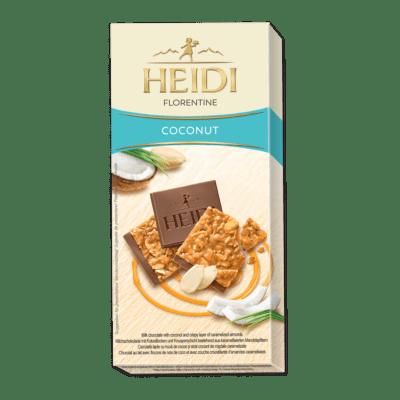 HEIDI Florentine Kokosnuss