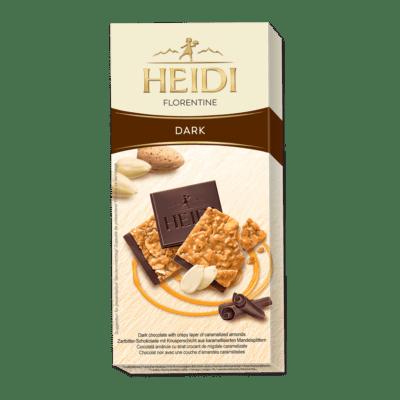 HEIDI Florentine dunkle Schokolade