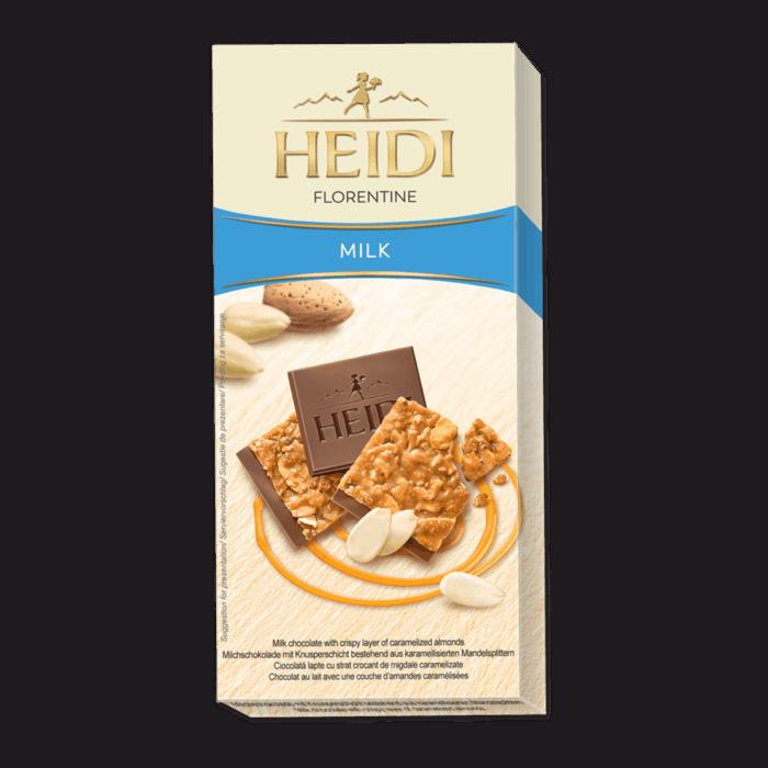 HEIDI Florentine Milchschokolade