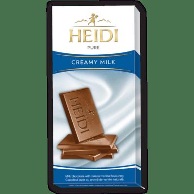 HEIDI Pure Milchschokolade