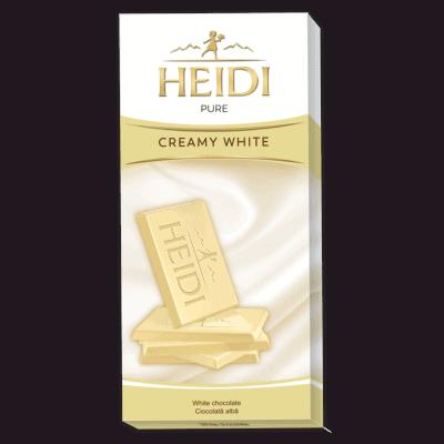 HEIDI Pure weiße Schokolade