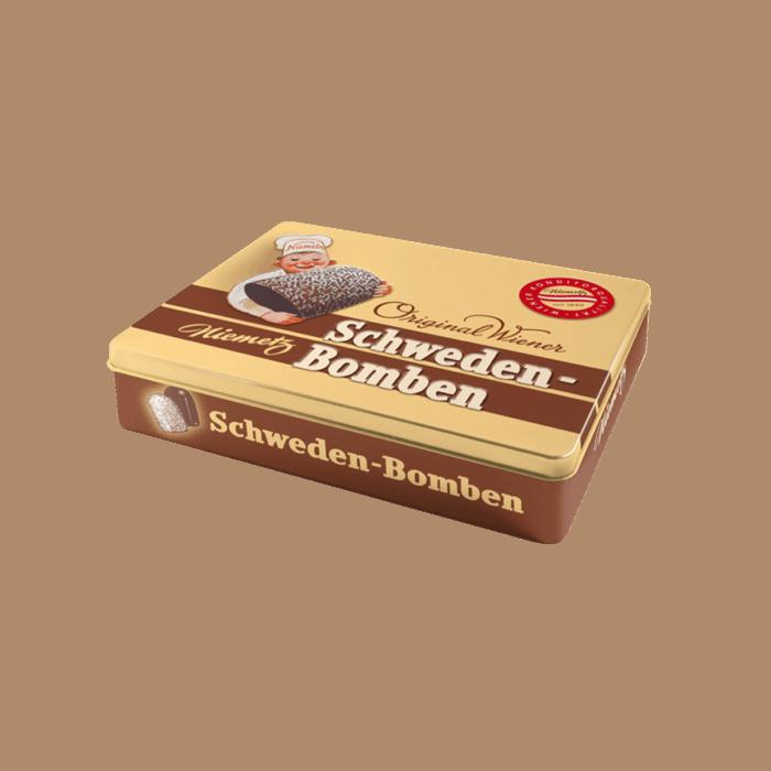 Schwedenbomben Nostalgie Dose