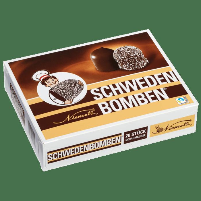 Schwedenbomben 20er gemischt