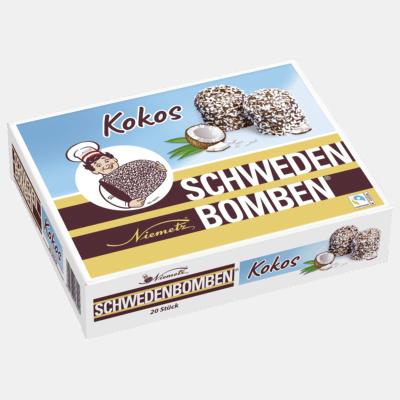 Schwedenbomben 20er Kokos