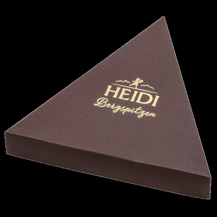 HEIDI Pralinenmischung Nougat – 15 Stück geschlossen
