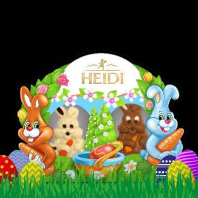 Produktabbildung_HEIDI Mini Osterhasen