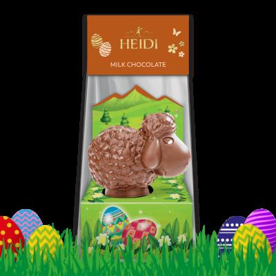 Produktabbildung_HEIDI Schaf aus Milchschokolade