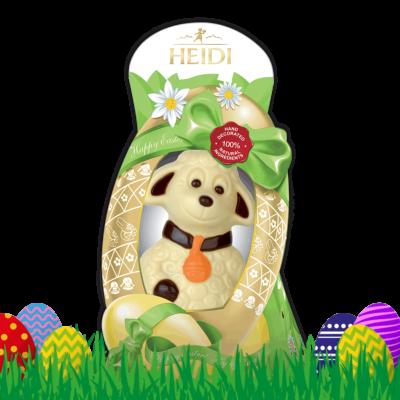 HEIDI Pascal das Lamm - Weiße Schokolade