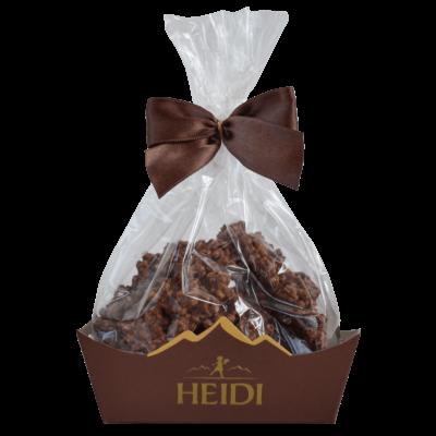HEIDI Schokoladen Frucht Mix - Milchschokolade