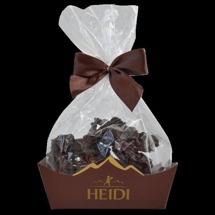HEIDI Schokoladen Frucht Mix - dunkle Schokolade