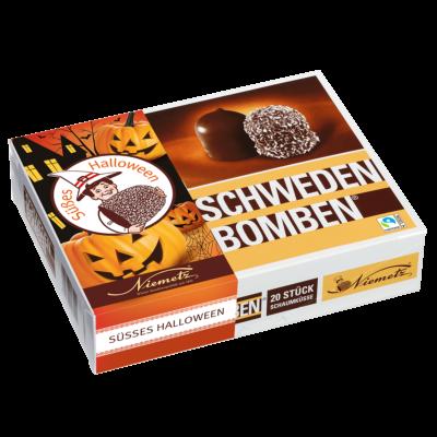 Schwedenbomben 20er Halloween